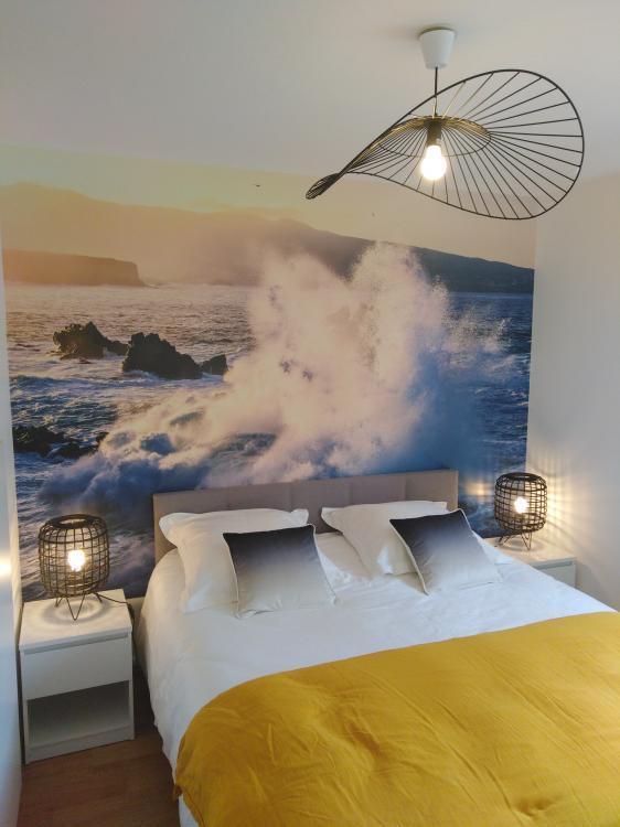 Gîte Mer et Nature, chambre